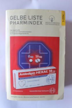 Gelbe liste Pharmidex (editie in limba germana)