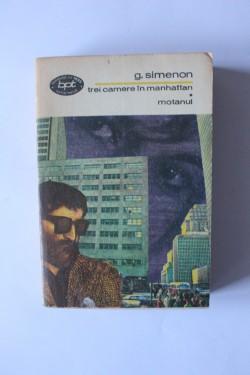 Georges Simenon - Trei camere in Manhattan. Motanul