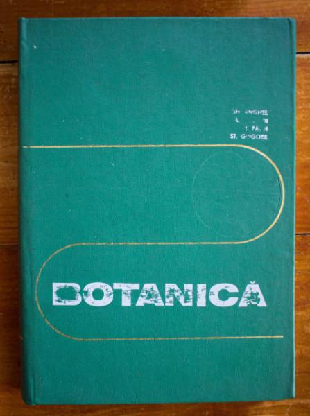 Gh. Anghel, A. Nyarady, M. Paun, St. Grigore - Botanica (editie hardcover)