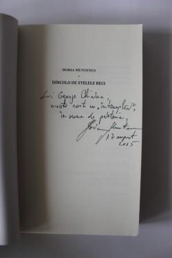 Horia Muntenus - Dincolo de stelele reci (cu autograf)