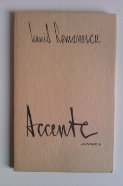 Ioanid Romanescu - Accente