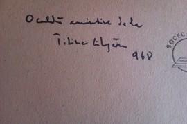 Ion Calugaru - Lumina primaverii (cu autograful sotiei, pictorul Titina Calugaru)