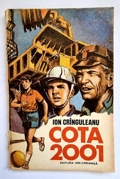 Ion Cringuleanu - Cota 2001 (povestiri)