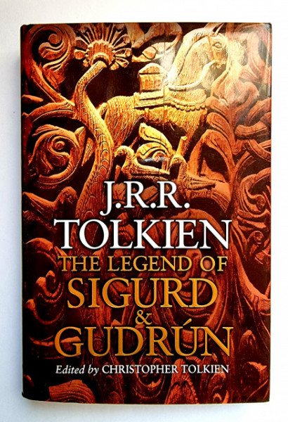 J. R. R. Tolkien - The Legend of Sigurd & Gudrun (editie hardcover)