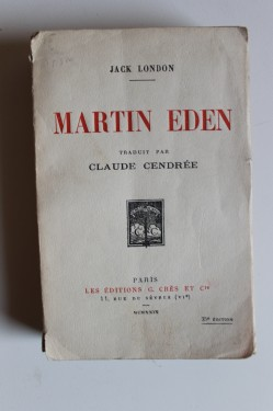 Jack London - Martin Eden (editie interbelica)