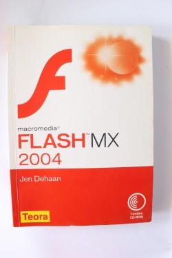 Jen Dehaan - Macromedia Flash MX 2004