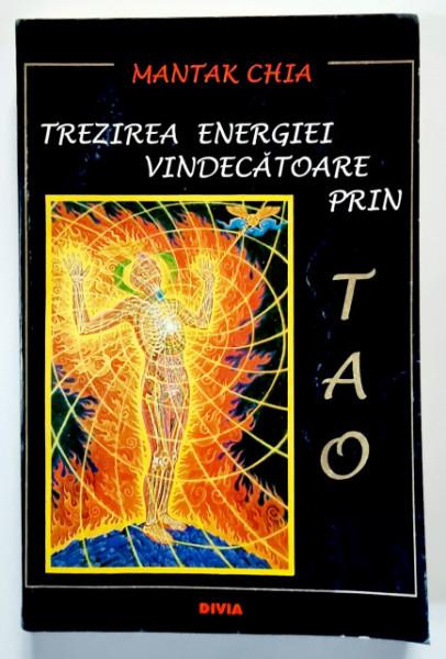 Mantak Chia - Trezirea energiei vindecatoare prin Tao. Secretul taoist al controlului energiei interne