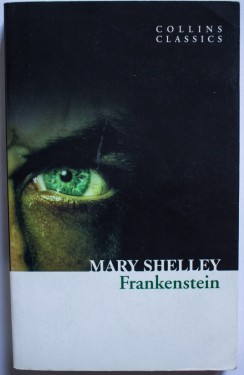 Poze Mary Shelley - Frankenstein