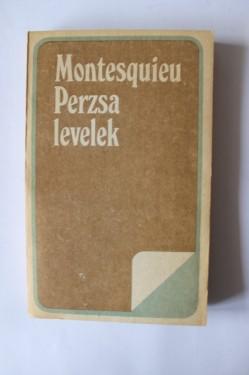Montesquieu - Perzsa levelek