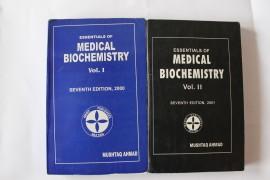 Mushtaq Ahmad - Essentials of Medical Biochemistry (2 vol., editie in limba engleza)