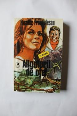 Niculae Franculescu - Aligatorii de otel