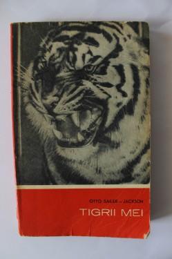 Otto Sailer-Jackson - Tigrii mei