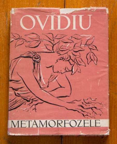 Ovidiu - Metamorfozele (editie hardcover)