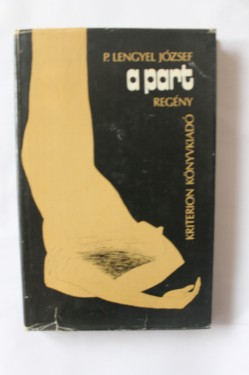 P. Lengyel Jozsef - A part (editie hardcover)