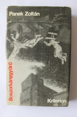Panek Zoltan - Boszorkanygyuru (editie hardcover)