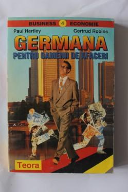Paul Hartley, Gertrud Robins - Germana pentru oamenii de afaceri