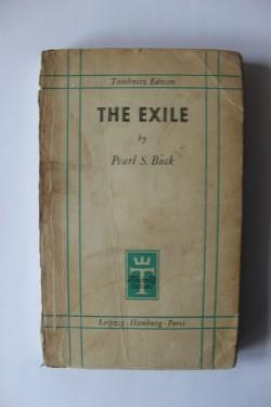 Pearl S. Buck - The Exile (editie interbelica, in limba engleza)