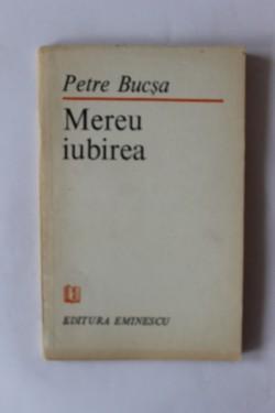 Petre Bucsa - Mereu iubirea