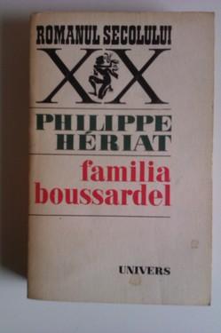 Philippe Heriat - Familia Boussardel