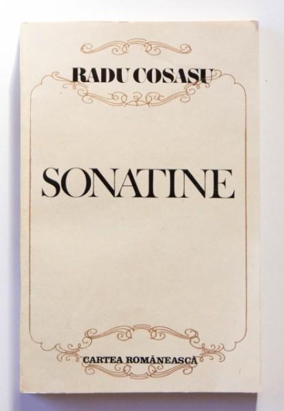 Radu Cosasu - Sonatine