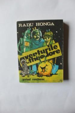 Radu Honga - Aventurile lui Theodore