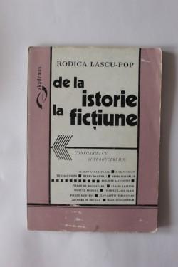 Rodica Lascu-Pop - De la istorie la fictiune