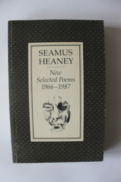 Seamus Heaney - New Selected Poems (1966-1987) (editie in limba engleza)
