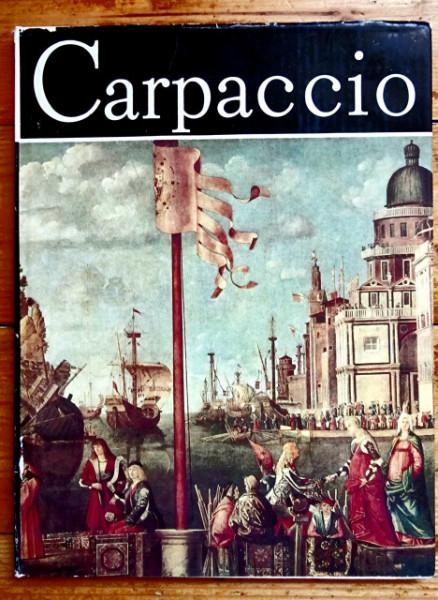 Simona Varzaru - Carpaccio (editie hardcover)