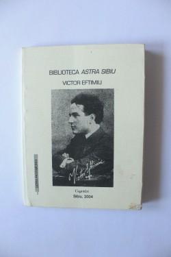 Victor Eftimiu - Cugetari (editie bibliofila)