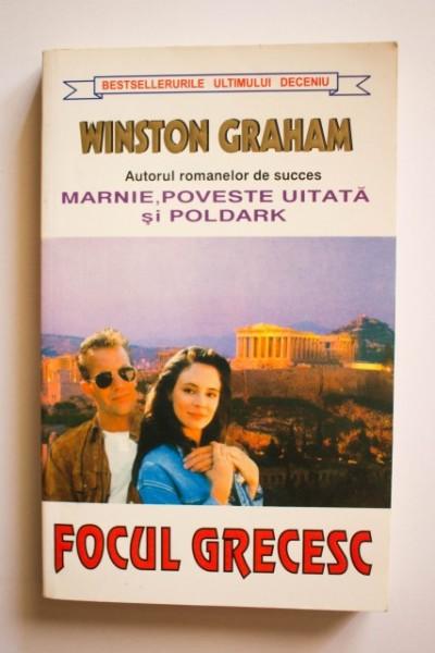 Winston Graham - Focul grecesc
