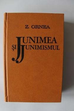 Z. Ornea - Junimea si junimismul (editie hardcover, cu autograf)