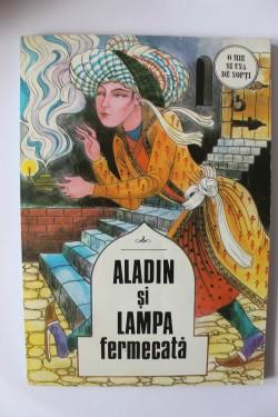 Aladin si lampa fermecata