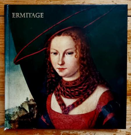 Album Ermitage (Leningrad) - Westeuropaische Malerei (album in limba germana)