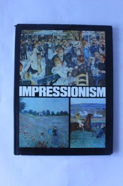 Album Impressionism (editie hardcover, album in limba engleza)