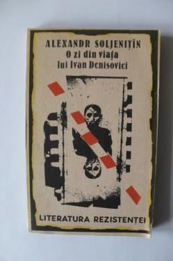 Alexandr Soljenitin - O zi din viata lui Ivan Denisovici