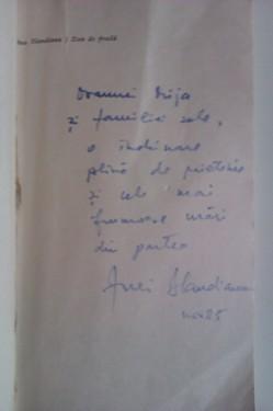 Ana Blandiana - Stea de prada (cu autograf)