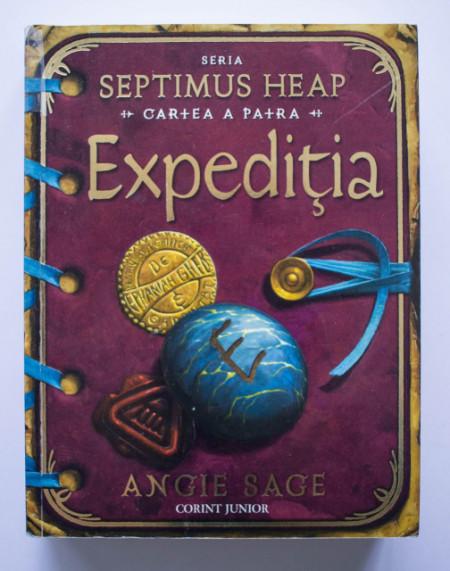 Angie Sage - Septimus Heap. Expeditia