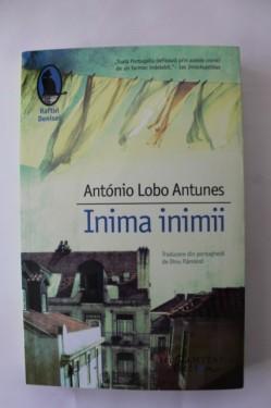 Antonio Lobo Antunes - Inima inimii (cu autograf)