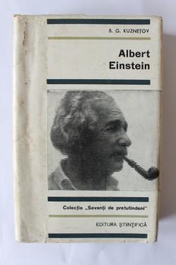 B. G. Kuznetov - Albert Einstein (editie hardcover)