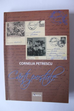 Cornelia Popescu - Carti postale (cu autograf)