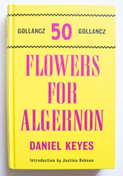 Daniel Keyes - Flowers for Algernon (editie hardcover)