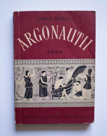 Dimos Rendis - Argonautii (poem)