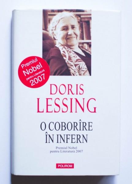 Doris Lessing - O coborare in infern (editie hardcover)