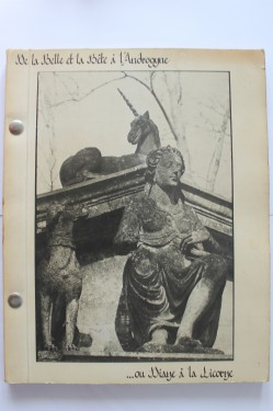 Emmanuel Yves Monin - De la Belle et la Bete a l`Androgyne ou Diane a la Licorne du Chateau de Raray (editie in limba franceza)