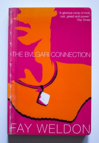 Poze Fay Weldon - The Bulgari Connection