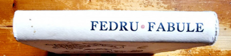 Fedru - Fabule (editie hardcover)