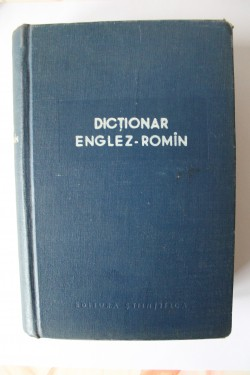 Florenta Sadeanu, Serban Andronescu, Valeria Pop, Vladimir Streinu - Dictionar englez-roman (editie hardcover)