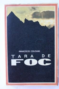 Francesco Coloane - Tara de foc