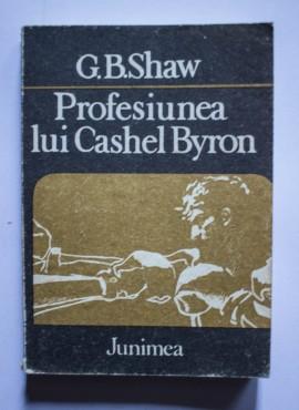 George Bernard Shaw - Profesiunea lui Cashel Byron