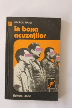 George Bianu - In boxa acuzatilor